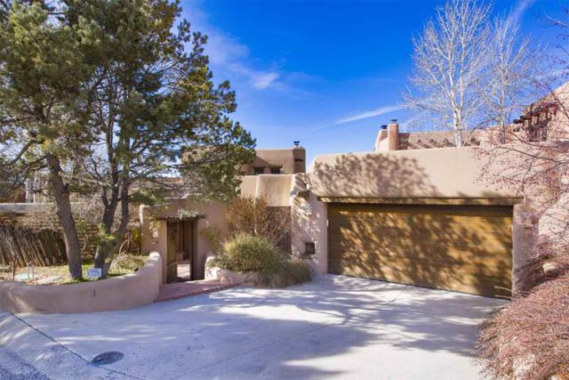 147 Gonzales #11, Santa Fe, NM 87501 (MLS #201800028) :: The Desmond Group
