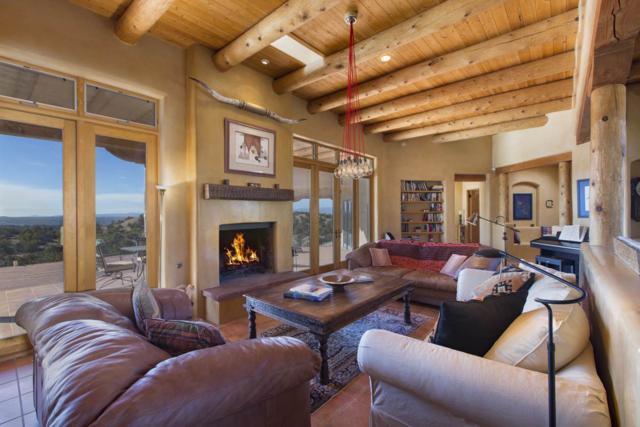 22 Sendero De Luz, Santa Fe, NM 87506 (MLS #201800048) :: The Very Best of Santa Fe