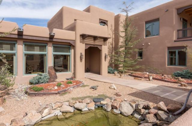 18 Camino Real, Sandia Park, NM 87047 (MLS #201800070) :: The Very Best of Santa Fe
