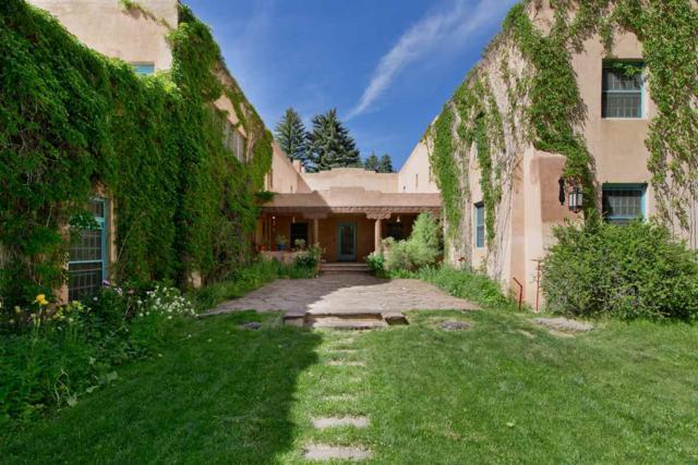111 Montecito Lane, Taos, NM 87571 (MLS #201800078) :: The Very Best of Santa Fe