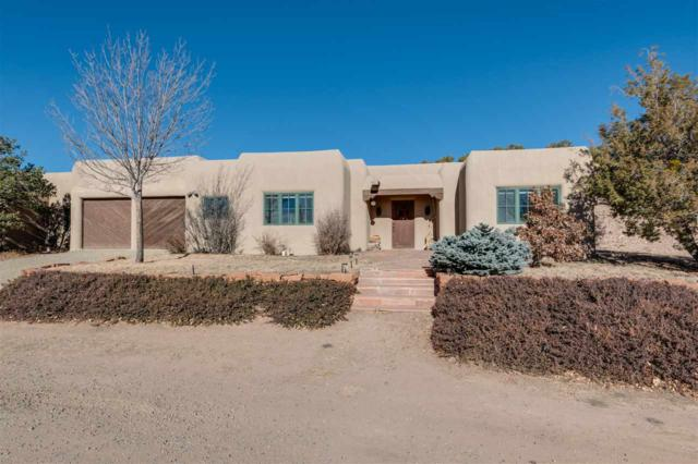 10A & 10B Heartstone Drive, Santa Fe, NM 87506 (MLS #201800124) :: The Very Best of Santa Fe