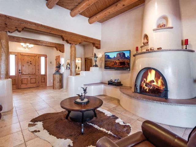 7 Capital Peak, Santa Fe, NM 87508 (MLS #201800300) :: The Very Best of Santa Fe