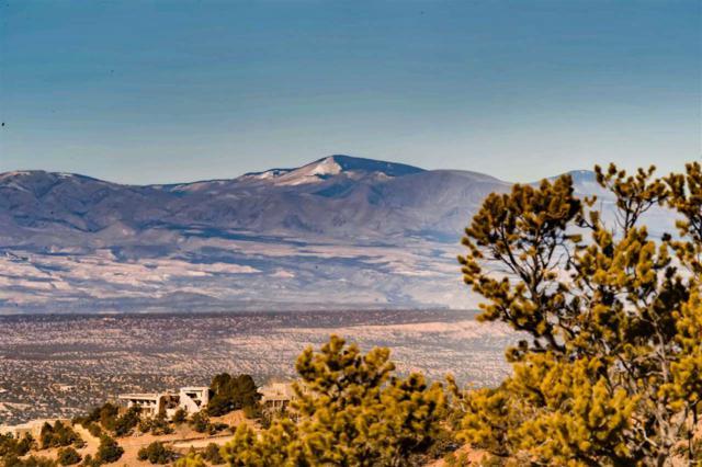 1083 S Summit Ridge Lot 3, Santa Fe, NM 87501 (MLS #201800577) :: The Desmond Group