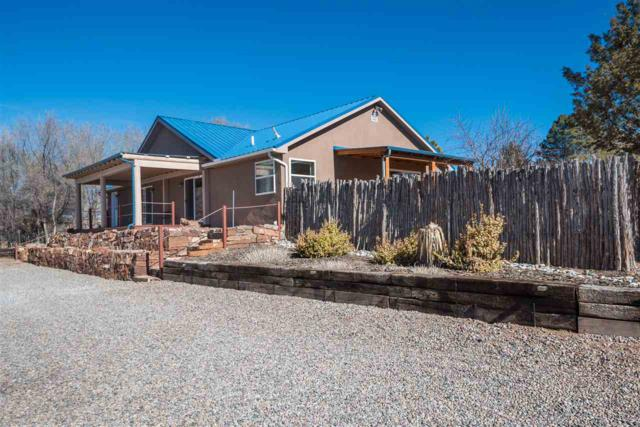 11 Mcgregor, Tesuque, NM 87574 (MLS #201800595) :: The Very Best of Santa Fe