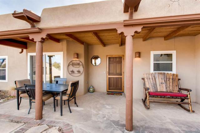 7 Esquila Rd, Santa Fe, NM 87508 (MLS #201800619) :: The Very Best of Santa Fe