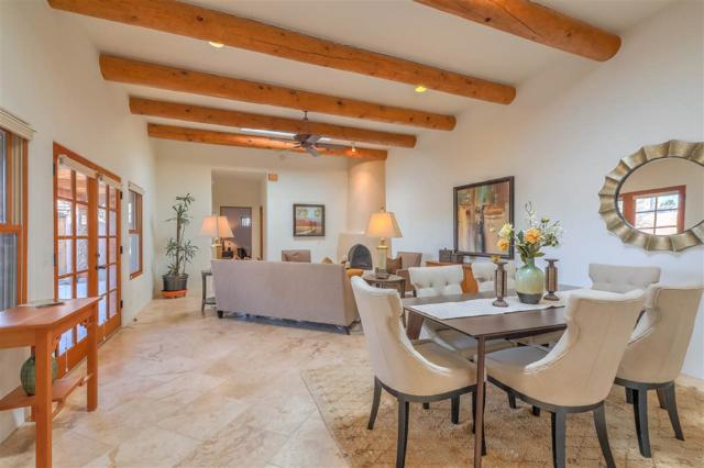 27 Centaurus Ranch Rd, Santa Fe, NM 87507 (MLS #201800708) :: The Desmond Group