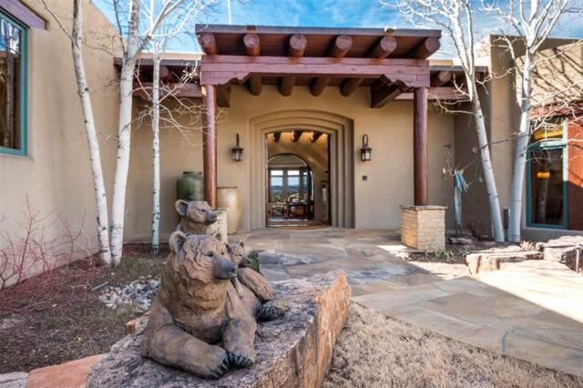 10 Deer Dancer, Santa Fe, NM 87506 (MLS #201800710) :: The Very Best of Santa Fe