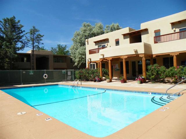 601 W San Mateo Unit 152, Santa Fe, NM 87505 (MLS #201800733) :: The Very Best of Santa Fe