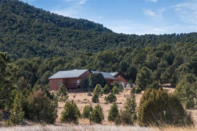 2052 Nm State Highway 120, Ocate, NM 87734 (MLS #201800752) :: The Desmond Group