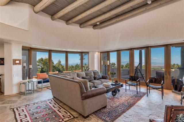 1244 North Summit Drive, Santa Fe, NM 87501 (MLS #201800879) :: The Desmond Group