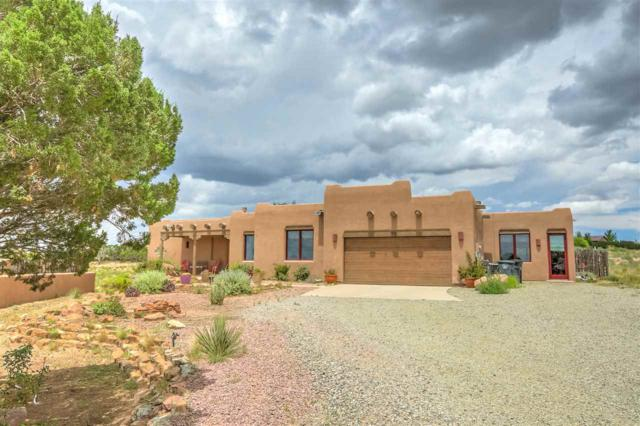 71 Bosquecillo, Santa Fe, NM 87508 (MLS #201800884) :: The Desmond Group