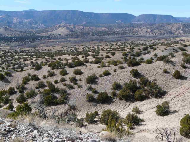 Lot 13 Pedernal Drive, Abiquiu, NM 87510 (MLS #201800891) :: The Very Best of Santa Fe