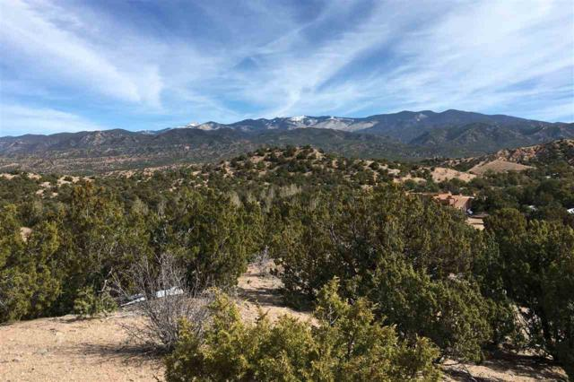 3078 Monte Sereno Drive, Lot 123, Santa Fe, NM 87506 (MLS #201801015) :: The Desmond Group