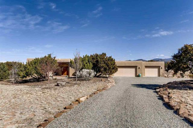 26 Cagua Road, Santa Fe, NM 87508 (MLS #201801031) :: The Desmond Group