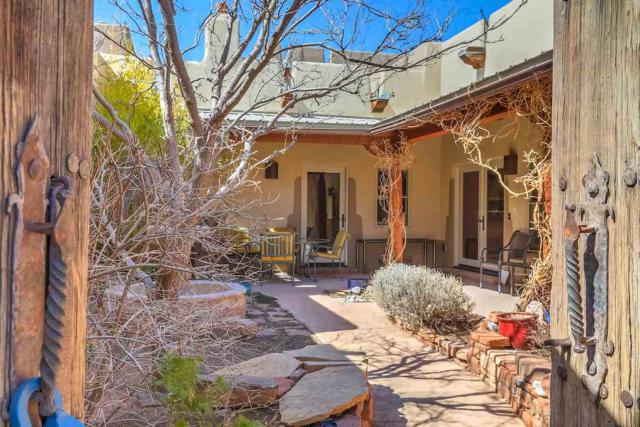 21 Vista Precioso, Santa Fe, NM 87507 (MLS #201801048) :: The Desmond Group
