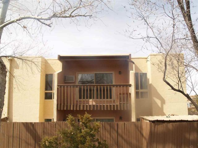 151 Calle Ojo Feliz M, Santa Fe, NM 87505 (MLS #201801056) :: The Desmond Group