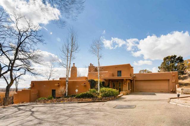 707 E Palace #29, Santa Fe, NM 87501 (MLS #201801064) :: The Desmond Group