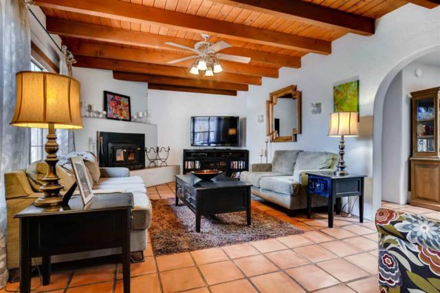 988 Acequia Madre, Santa Fe, NM 87505 (MLS #201801087) :: The Desmond Group