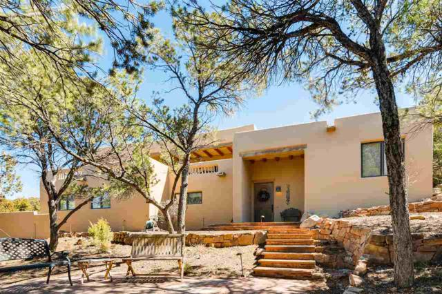 10 Golden Ridge Road, Santa Fe, NM 87505 (MLS #201801091) :: The Desmond Group