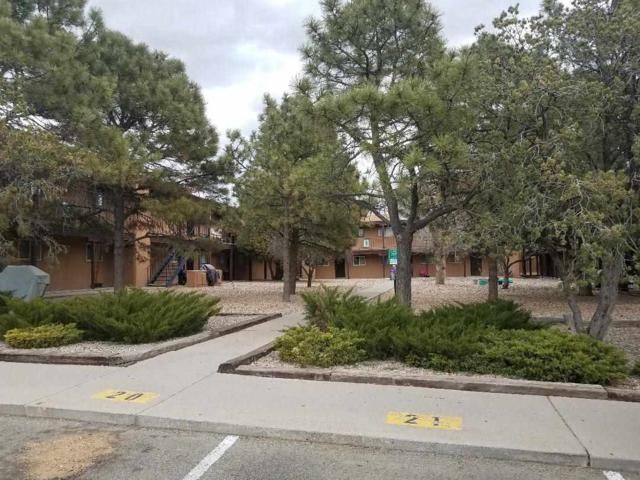 2800 Cerrillos #22, Santa Fe, NM 87507 (MLS #201801133) :: The Desmond Group