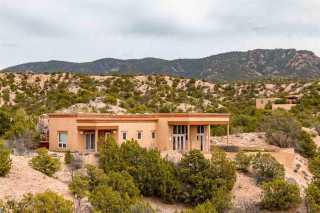 54 Calle Encanto, Santa Fe, NM 87506 (MLS #201801262) :: The Very Best of Santa Fe
