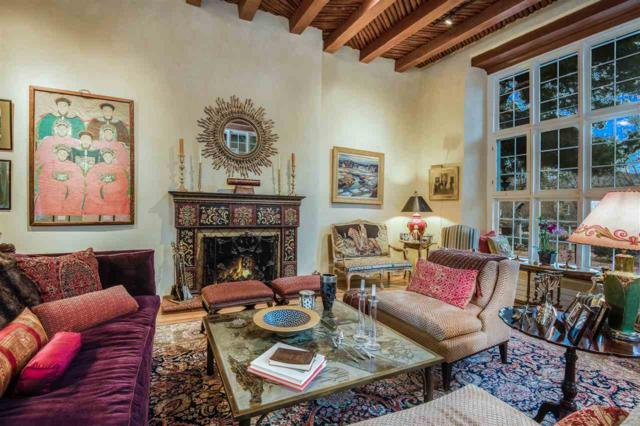 797 Camino Del Monte Sol, Santa Fe, NM 87505 (MLS #201801336) :: The Very Best of Santa Fe
