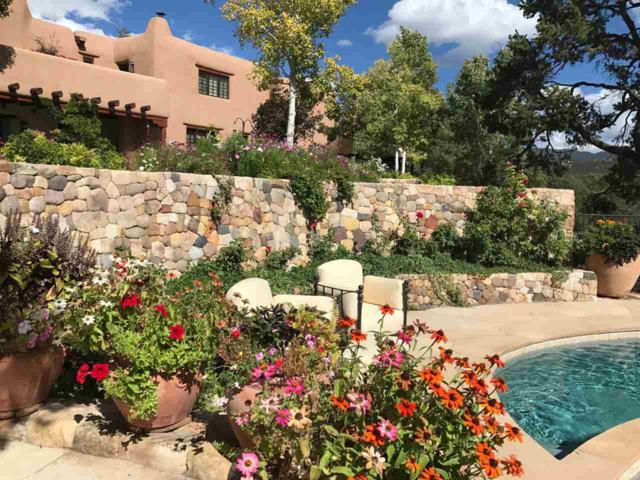 Circle Drive, Santa Fe, NM 87501 (MLS #201801344) :: The Very Best of Santa Fe