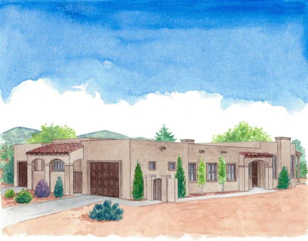 3130 Viale Tresana Lot 12, Santa Fe, NM 87505 (MLS #201801426) :: The Desmond Group
