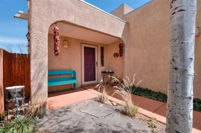1412 Paseo Norteno, Santa Fe, NM 87507 (MLS #201801470) :: The Desmond Group