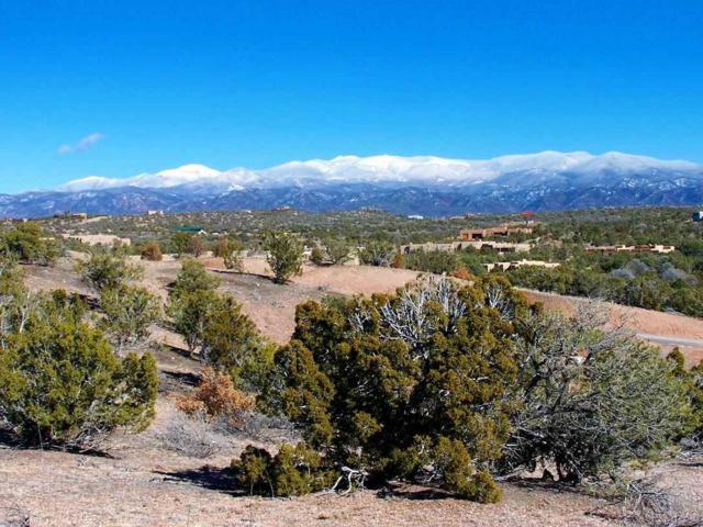 46 Star Dancer Trail, Santa Fe, NM 87506 (MLS #201801487) :: The Desmond Group