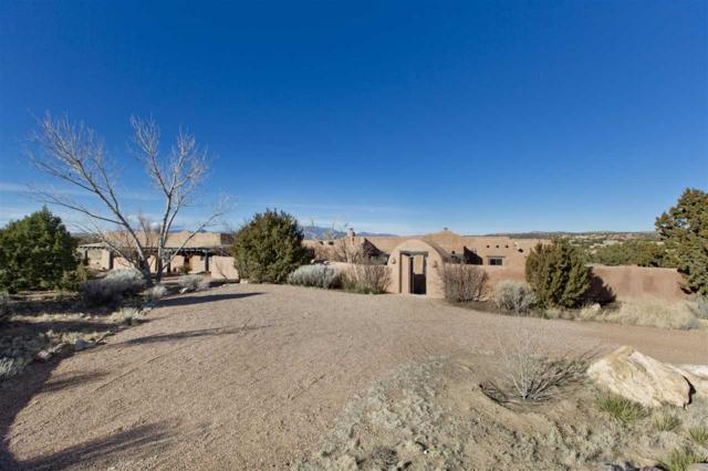 26 Camino Los Angelitos, Galisteo, NM 87540 (MLS #201801591) :: The Desmond Group