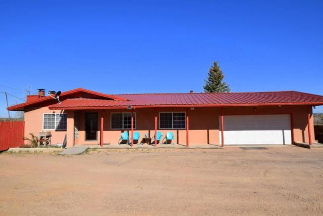 8 N Paseo San Pasqual, Santa Fe, NM 87507 (MLS #201801673) :: The Desmond Group