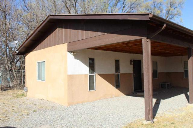 1015 Los Pachecos -, Alcalde, NM 87511 (MLS #201801687) :: The Desmond Group