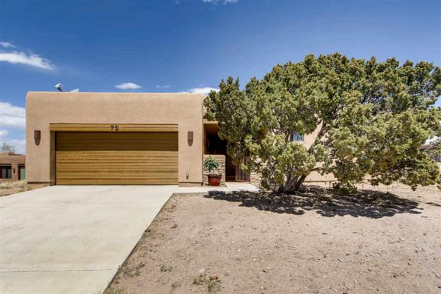 73 Bosquecillo, Santa Fe, NM 87508 (MLS #201801689) :: The Desmond Group