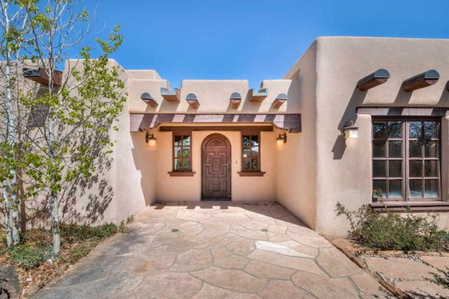43 Estates, Santa Fe, NM 87506 (MLS #201801741) :: The Desmond Group
