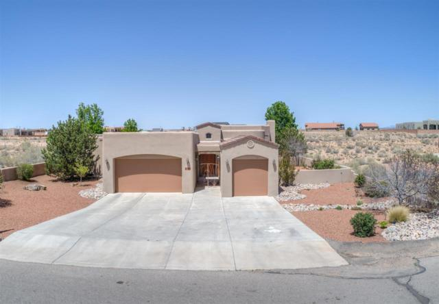 6525 Nagoya Rd Ne, Rio Rancho, NM 87144 (MLS #201801786) :: The Desmond Group