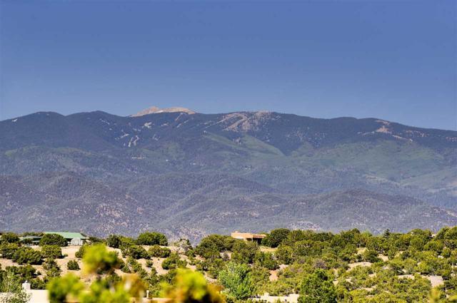 40 Sundance Ridge Circle Lot 4, Santa Fe, NM 87506 (MLS #201801792) :: The Desmond Group