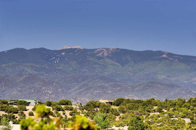 26 Sundance Ridge Circle Lot 7, Santa Fe, NM 87506 (MLS #201801795) :: The Desmond Group