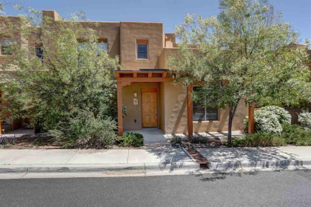 18 Vista Precioso, Santa Fe, NM 87507 (MLS #201801832) :: The Desmond Group