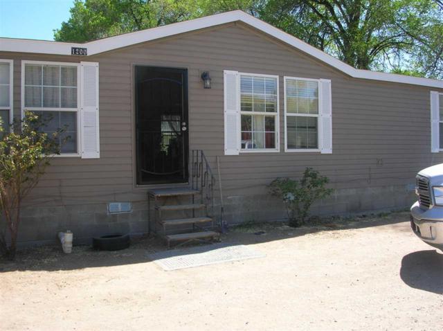 1200 Godfrey Street, Espanola, NM 87532 (MLS #201801839) :: The Desmond Group