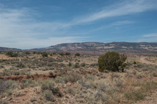 Lots 1 & 2 Las Animas De Abiquiu, Abiquiu, NM 87532 (MLS #201801855) :: The Desmond Hamilton Group