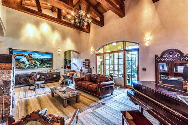 16-18 Spur Ranch Rd, Lamy, NM 87540 (MLS #201801883) :: The Very Best of Santa Fe