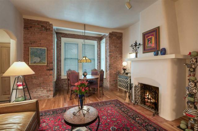 629 Palace Avenue No. 2, Santa Fe, NM 87501 (MLS #201801943) :: The Very Best of Santa Fe