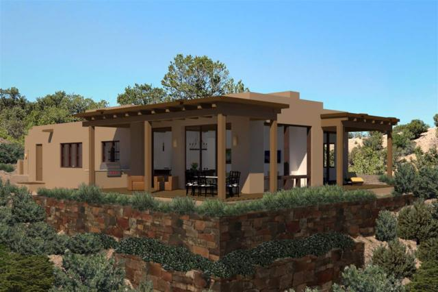 3096 Monte Sereno, Lot 16 The Compound At, Santa Fe, NM 87506 (MLS #201802003) :: The Desmond Group