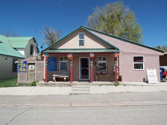 611 Terrace Ave., Chama, NM 87520 (MLS #201802028) :: The Very Best of Santa Fe