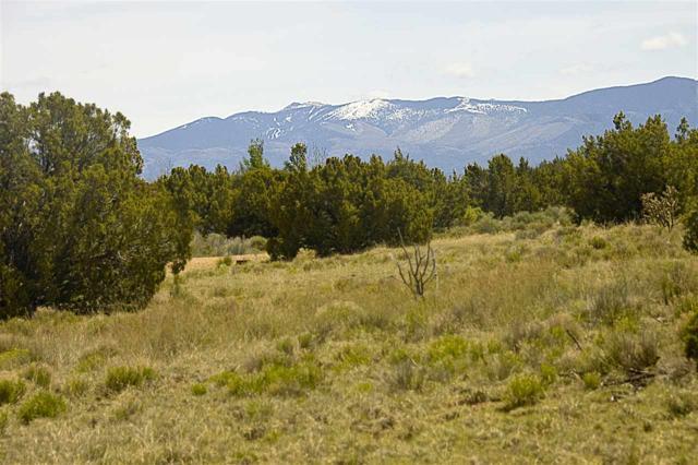 4 Calle Ventoso E - Lot 812, Santa Fe, NM 87506 (MLS #201802029) :: The Very Best of Santa Fe