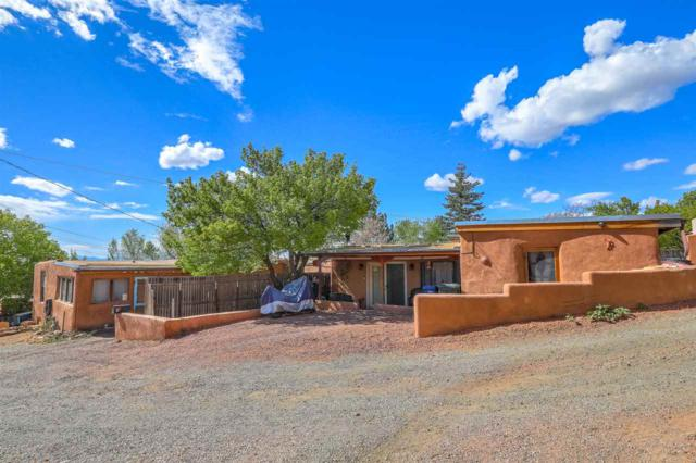5 Montoya Circle, Santa Fe, NM 87501 (MLS #201802062) :: The Very Best of Santa Fe