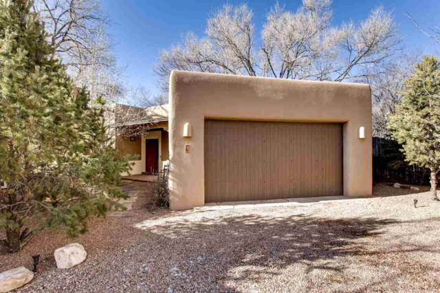 729 E Palace Unit C Unit C, Santa Fe, NM 87501 (MLS #201802110) :: The Very Best of Santa Fe