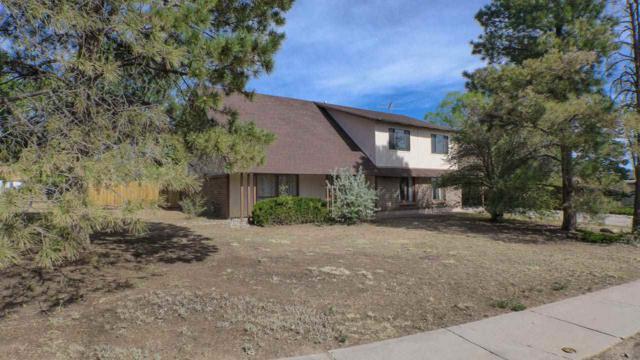 1360 Barranca Road, Los Alamos, NM 87544 (MLS #201802117) :: The Desmond Group