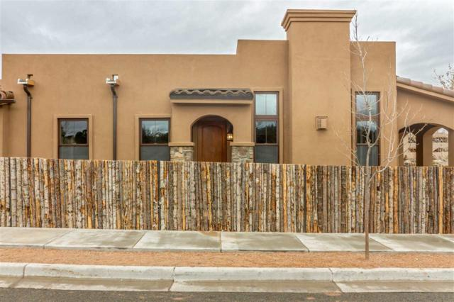 2914 Viale Tresana Lot 10, Santa Fe, NM 87505 (MLS #201802183) :: The Desmond Group